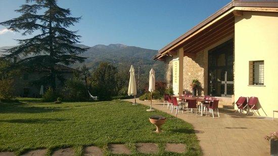 Borgo Pianello: receptie