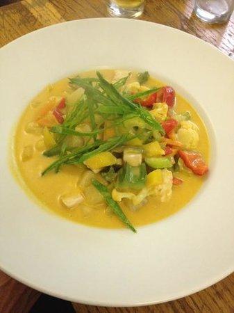 Cook: Thai Suppe mit Gemüse - exzellent!