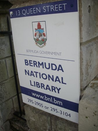 Bermuda National Library