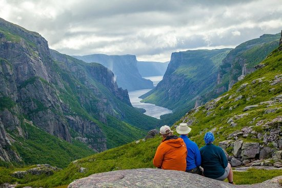 Western Brook Pond Hotels
