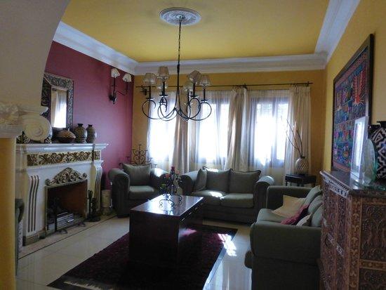 Casa Arequipa: Lobby of Hotel