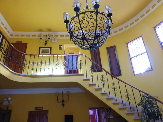 Casa Arequipa: Interior of hotel