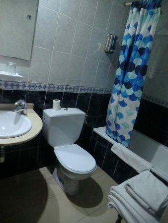 Hotel Hermes: salle de bain
