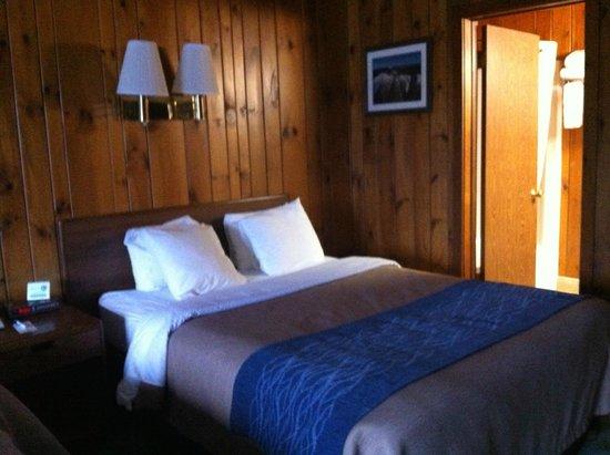 Quality Inn Lake Placid : Lakeside Room
