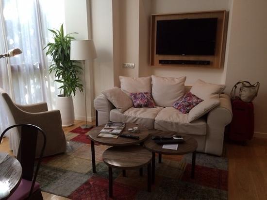 Palma Suites : Wohnbereich