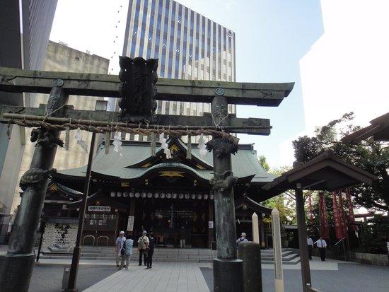 Toranomon Kotohira-gu: 金刀比羅宮