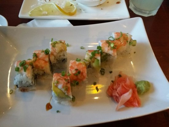 Bad fish picture of sushi katana orlando tripadvisor for Is fish bad for you