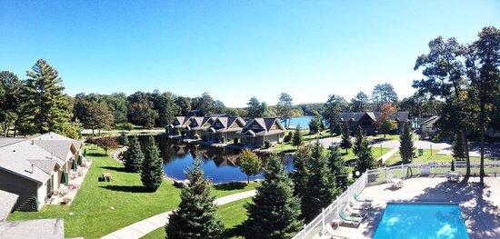 Kavanaugh's Resort: A great view!