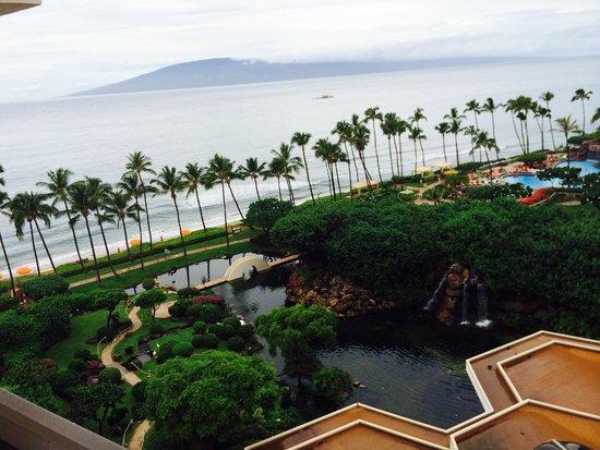Hyatt Regency Maui Resort and Spa: Deluxe room ocean view