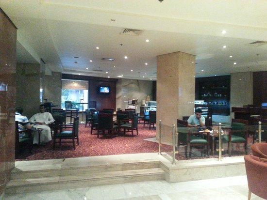 Safir Hotel Cairo : Lobby Restaurant/Cafe