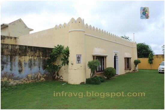 Hudeel, India: Hotel