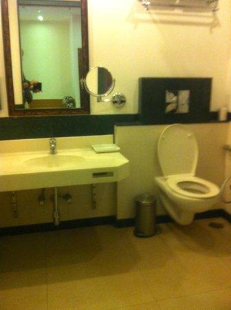 Lemon Tree Hotel Chandigarh Disabled Access Bathroom