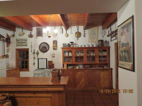 De Bergkant Lodge: main building