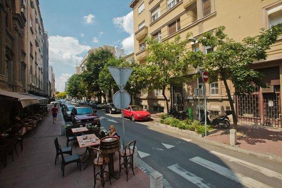 Photo of Crossroad Belgrade Hostel