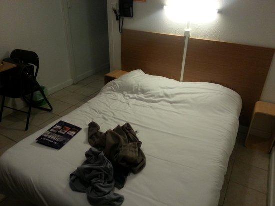 Hotel Les Colombes : la super chambre