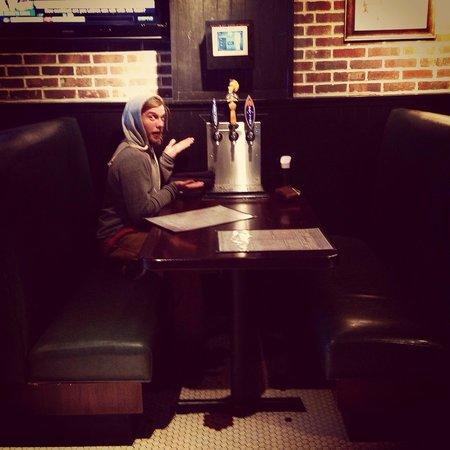 Lucky's 13 Pub : Yep