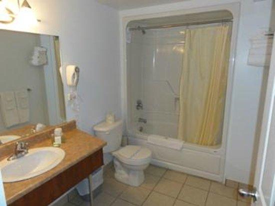 Hotel Les Suites Labelle : salle de bain