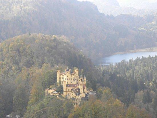 Berghotel Tirol: Schloss Neuschwanstein