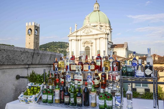 Terrazza - Picture of Hotel Vittoria, Brescia - TripAdvisor
