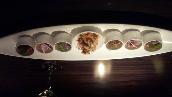 Shellfish Ginza KAZAN: Ginza Kazan