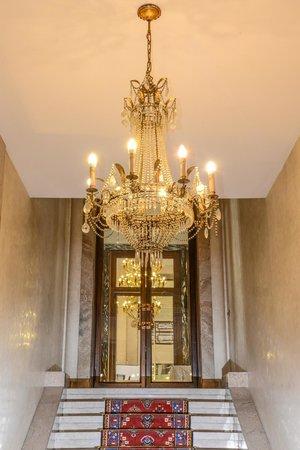 lampadari veneziani : Lampadari Veneziani - Foto di Hotel Vittoria, Brescia - TripAdvisor