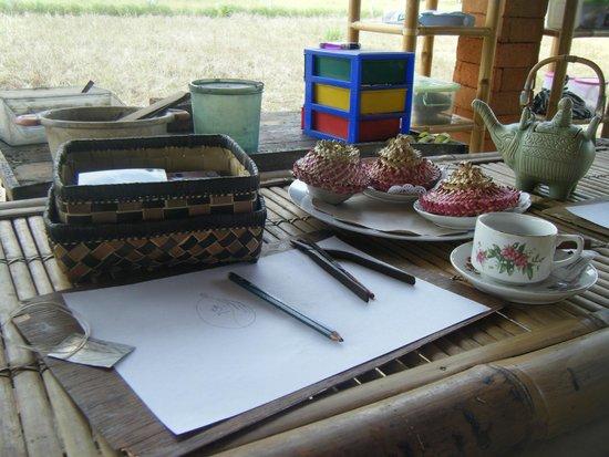 WS Art Studio: Welcome tea and cake