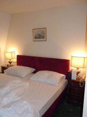 Graben Hotel: ベッドは気持ちよかったです