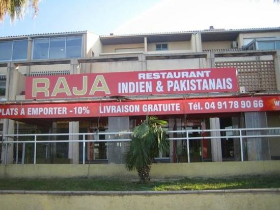 Restaurant Raja Marseille Avis