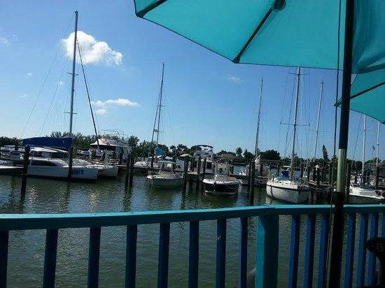 Island Gypsy Cafe & Marina Bar: Island Gypsy Cafe