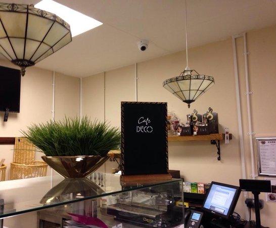 Art Deco Interieur : Art deco interior bild von cafe deco greenford tripadvisor