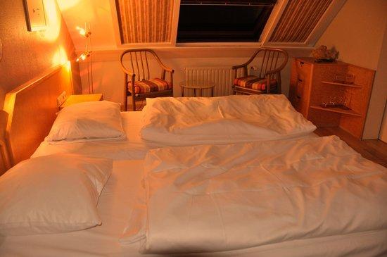 Cocoon Hotel Belair: cati kati odasi