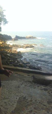 Yelapa Waterfalls: zona para esnórquel