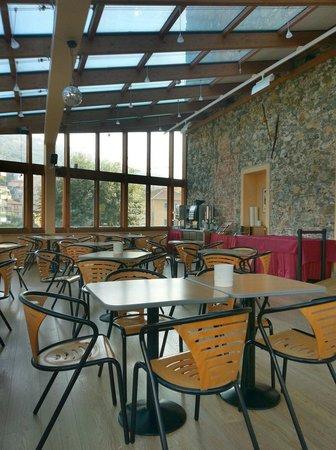 Hotel Rio: Salle pour petit déjeuner