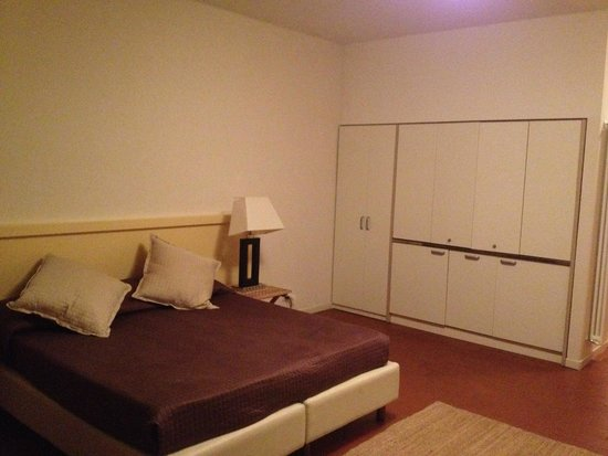 Poggio del Golf Residence & Club: bedroom come kitchenette