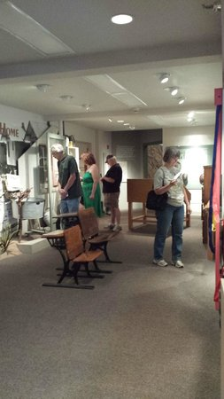 Boulder City/Hoover Dam Museum : Inside the museum