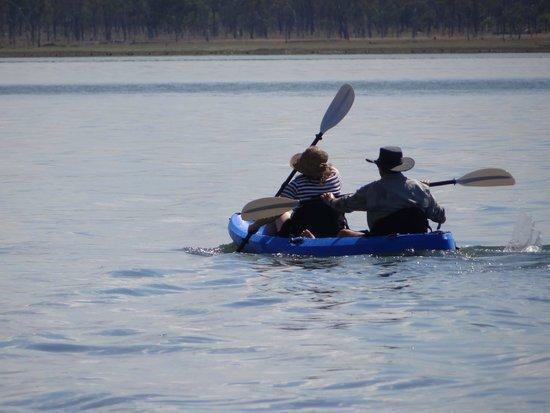 Lake Elphinstone照片