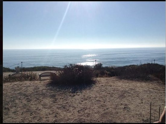 Crystal Cove State Park: site 54
