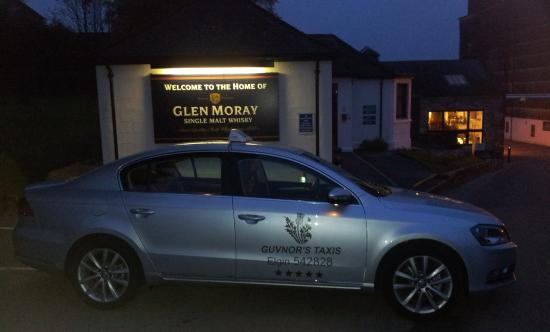 Guvnors Moray Tours
