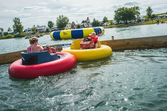 Caboose Lake Campground Reviews Remington In Tripadvisor