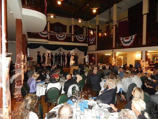 Inn at 2nd & C: 100th Anniversary of Driving of Golden Spike fundraiser