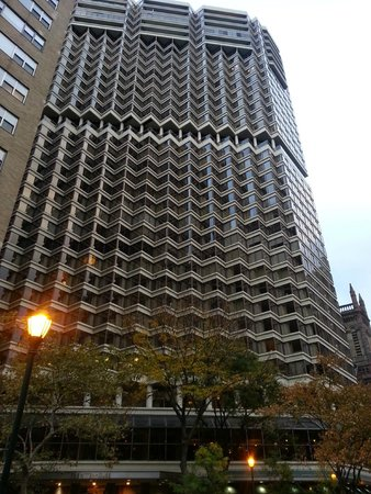 The Rittenhouse Hotel: The hotel