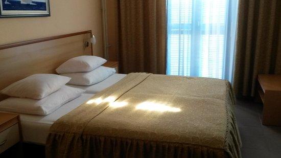 Palma Hotel: спальня