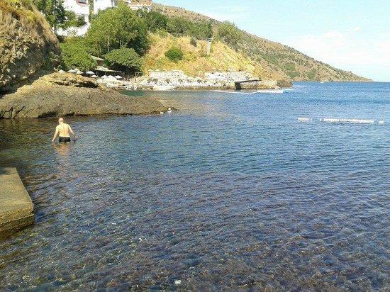 Zinos Hotel: deniz muhteşem