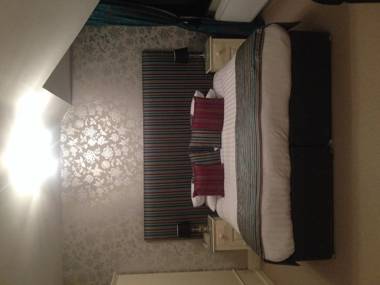 The Grafton: Bed