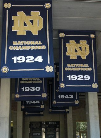 But the most important part of Notre Dame s football history isn t their  National Championships. It s a game that was played on November 1 a1740e577