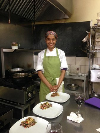 Mango Chutney: Saturday cooking class with Chef!