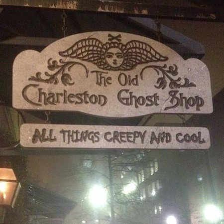 ‪The Old Charleston Ghost Shop‬