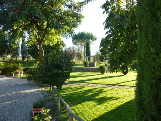 Villa Rosa dei Venti: Grounds