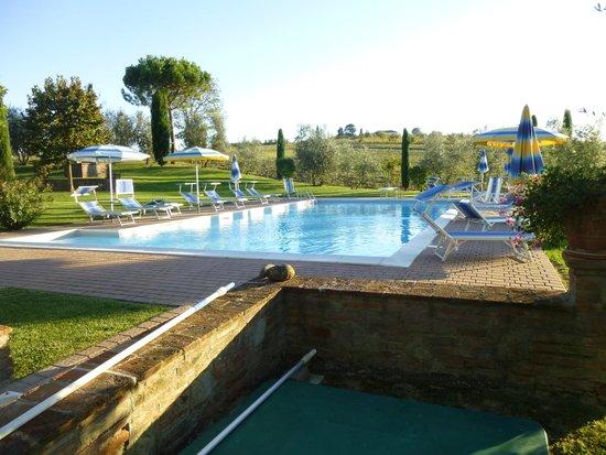 Villa Rosa dei Venti: Pool