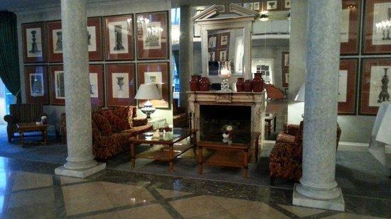 Dorint Park Hotel Bremen: In der Lobby